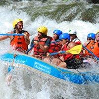 New Year Celebration With Adventure River Rafting At Kolad