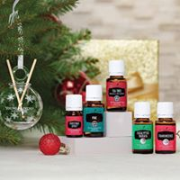 Young Living Essential Oil ClassParty
