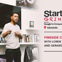 Startup Grind Fireside Chat Between Loren Brill &amp Gerard Adams