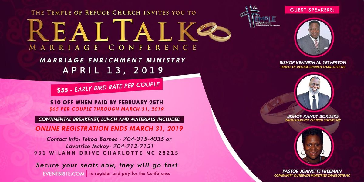 Real Talk Workshop