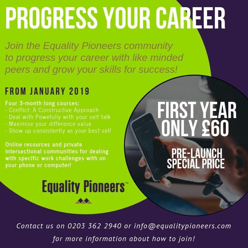 Equality Pioneers Global Community