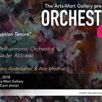 Orchestra In Art - The Three Egyptian Tenors