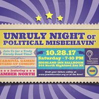 Unruly Night of Political Misbehavin