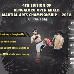 Bengaluru Open Championship 2018
