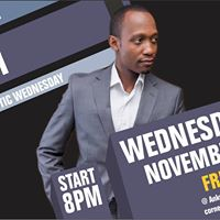 Live Acoustic Wednesday with Webi