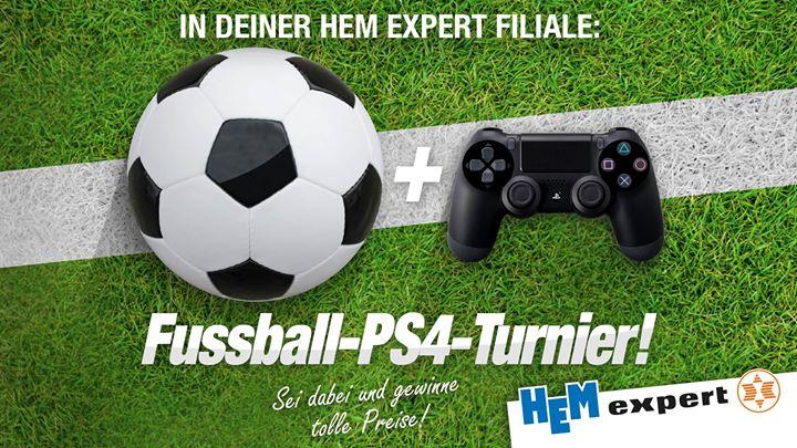 fussball ps4 turnier at hem expert backnang stuttgart. Black Bedroom Furniture Sets. Home Design Ideas