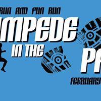 Stampede In The Park 5K Trail Run and Fun Run