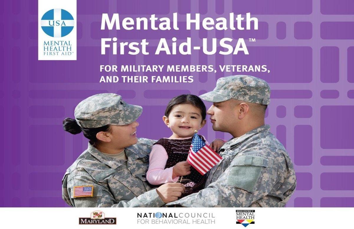 Military Mental Health First Aid
