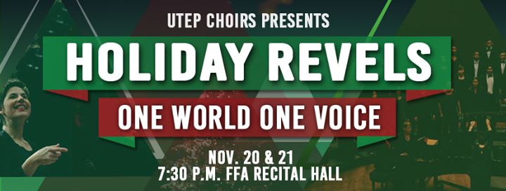 Holiday Revels One World One Voice