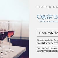 5 Course Wine Pairing Dinner