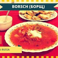 Laboratorio di cucina russa