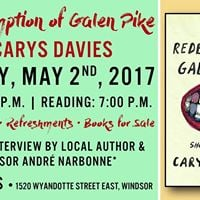 Fiction Reading Carys Davies in conversation w Andr Narbonne