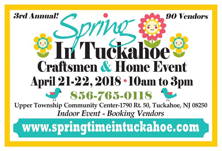 Spring In Tuckahoe Crafts & Home Show