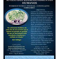 Workshop As Leis Dos Relacionamentos Humanos