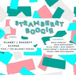 Strawberry Boogie w Rackett  Planet  Clypso  FiKA  The Bal