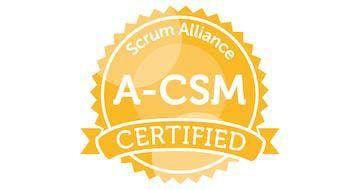 ACSM Advanced Certified ScrumMaster training with Zuzi Sochova February 25-26 2019 Prague Czech Republic