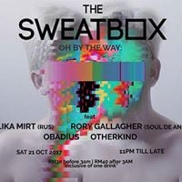 The Sweatbox- Oh By The Way 06