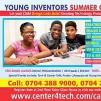 Young Inventors Summer Camp 2017