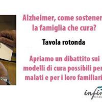 Alzheimer come sostenere la famiglia che cura