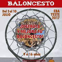 Campus Baloncesto YESTE