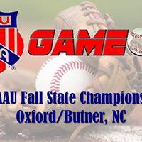 AAU Fall State Championships (11u)