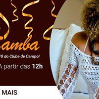 Feijosamba do Clube de Campo Rio Claro