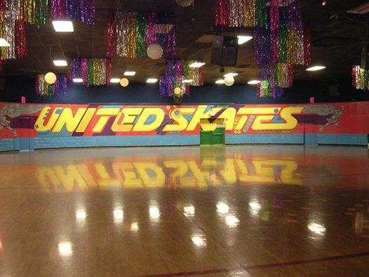 Christmas Eve Family Skate At United Skates Of America Refugee Rd