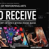 Give To Receive - An Evening of Performing Arts