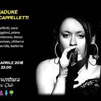 Marmaduke feat. Sara Cappelletti - sabato 7 aprile 2018