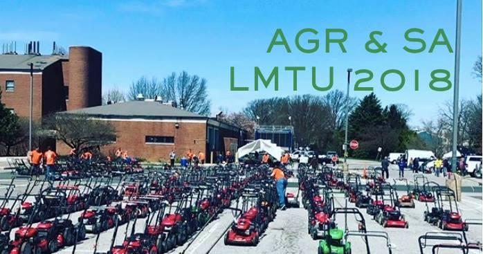 AGR & SA Lawn Mower Tune Up 2018
