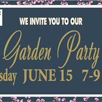GrandErie Garden Party 5 a ticket