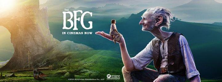 the bfg big friendly giant at bcc cinemas morayfield
