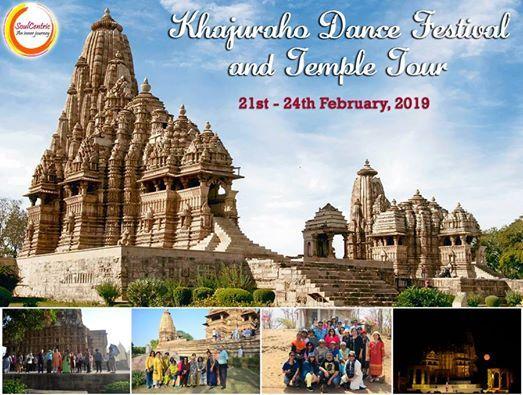 Khajuraho Dance Festival & Temple Tour
