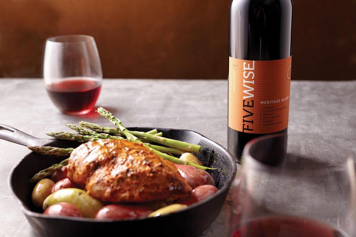 FiveWise Wine Tasting - Earth Fare Portage