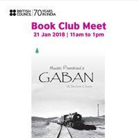 Book Club Meet Gaban by Premchand