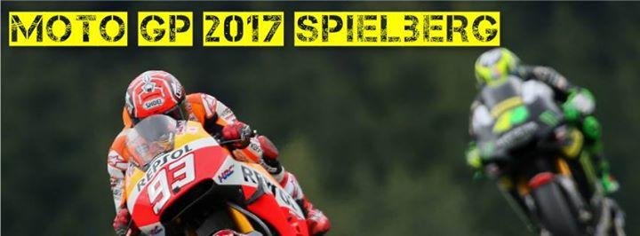 Moto GP 2017 Spielberg at Red Bull Ring, Spielberg bei Knittelfeld