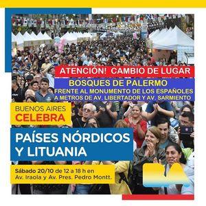 Buenos Aires Celebra Pases Nrdicos III (2018)