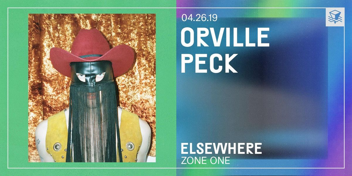 Orville Peck  Elsewhere (Zone One)
