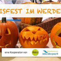 Krbisfest im Werderpark