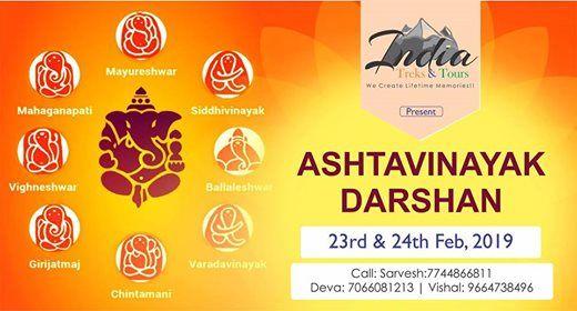 Ashtavinayak Darshan Yatra