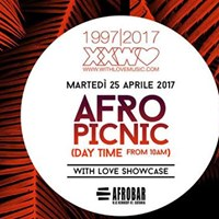 Afro PicNic DAY TIME from 10AM