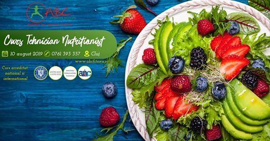 Curs tehnician nutritionist - Cluj Napoca