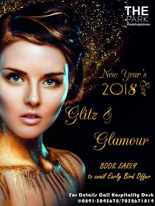 Glitz & Glamour New Year Eve 2018
