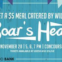 Boars Head Dinner