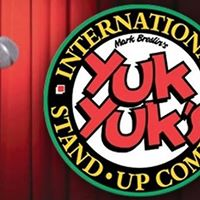 Yuk Yuks Stand Up Comedy at 19 on the Park