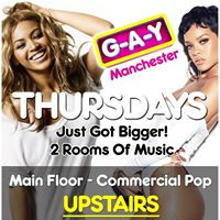 You Had My Heart Thursday At G-A-Y Manchester