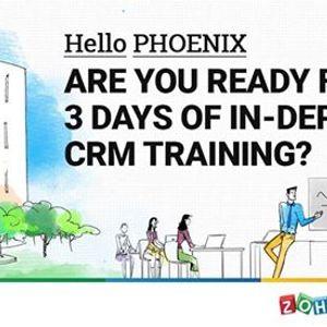 Zoho CRM classroom training for Administrators