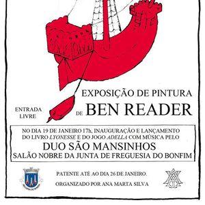 Lyonesse exposio de Ben Reader