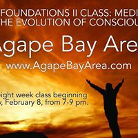 Agape Bay Area Foundations II 8-Week Course
