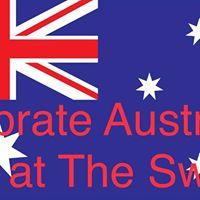 Australia Day Friday 26th January 2018